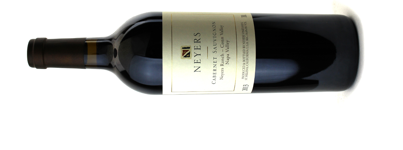 NEYERS CABERNET SAUVIGNON NEYERS RANCH CONN VALLEY 2013